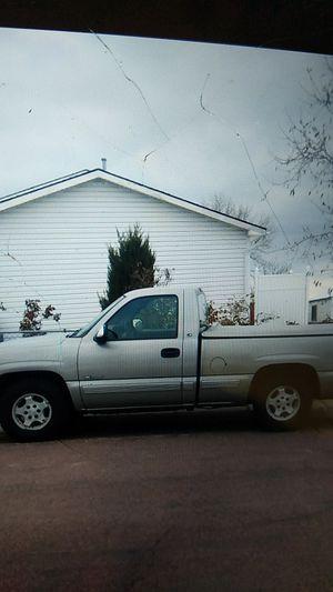 2001 Chevy Silverado for Sale in Colorado Springs, CO