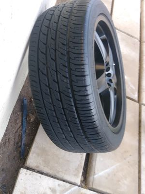 R18 Tire Toyo With Universal Rim wheels for Sale in Riverside, CA