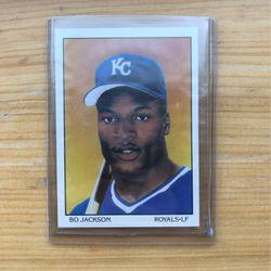BO Jackson Score Card for Sale in Seattle,  WA