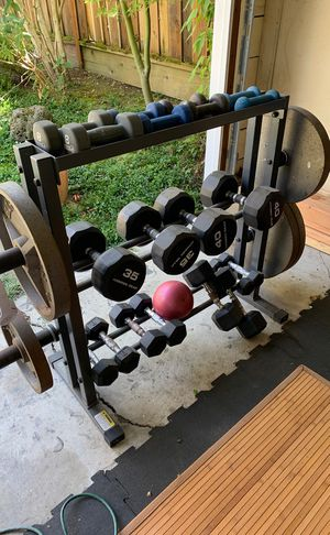 Full weight set for Sale in Woodside, CA