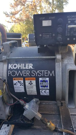Kohler power system for Sale in Renton, WA