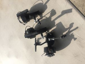3 Mitchell /Garcia fishing reels for Sale in Lakewood, CA