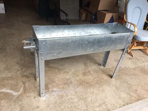 "Charcoal Grill 45""L x 12""W x 33""H (6"" depth above screen) for Sale in Aldie, VA"