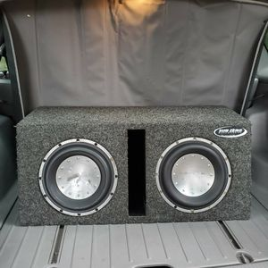 1200W RMS ROCKFORD T1 SUBS for Sale in Gladstone, OR