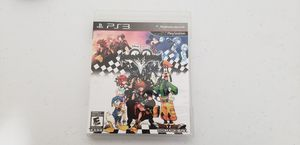 Kingdom Hearts 1.5 for Playstation 3 for Sale in Davenport, FL