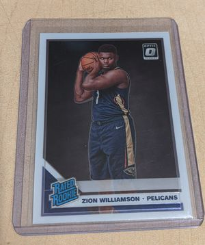 Zion & LBJ LOT (3) CARDS for Sale in Long Beach, CA