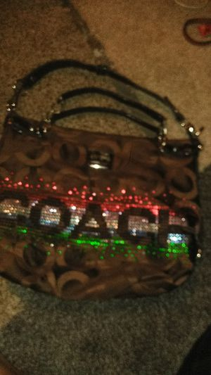 Medium coach purse for Sale in Indianapolis, IN