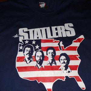 Statler Bros Vintage 80s Concert Shirt for Sale in Newport News, VA