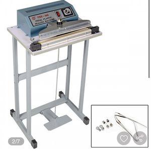 "110 V 12"" Foot Pedal Impulse Sealer Heat Seal Machine for Sale in Hesperia, CA"