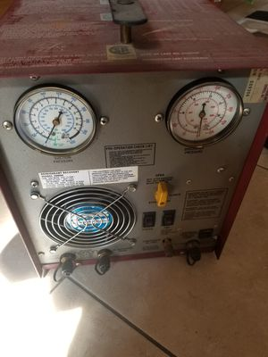 Recovery system - freon for Sale in Queens, NY