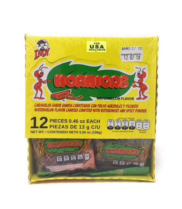 Indy Hormigas Watermelon Sweet and Sour Mexican Candy for Sale in Chino, CA  - OfferUp
