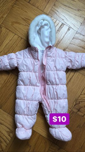 Baby girl winter clothes for Sale in Gaithersburg, MD