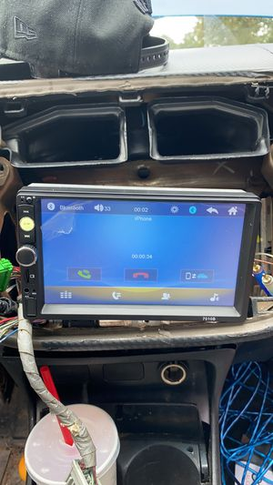 Stereo system installs Deck, Sub, Amp 170$ for Sale in Laurel, MD