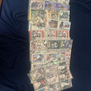 Lot Of Basball Cards for Sale in Newport Beach, CA