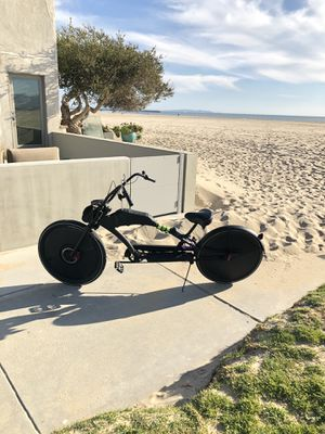 Castom Stretched e-bike ⚡️🚲💨 for Sale in West Los Angeles, CA