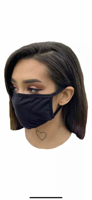 BULK Black cloth mask for Sale in Los Angeles, CA