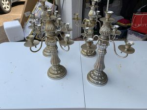 Candelabra-vintage for Sale in Riviera Beach, FL