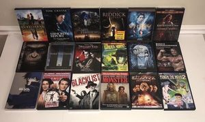 Big Lot of DVDs - $2 each or $20 for all for Sale in Port St. Lucie, FL