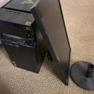 Acer Pc & Monitor for Sale in Port Richey, FL