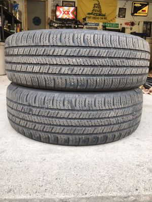 Two - 205/65/16 Goodyear Viva 3 All-Season Tires for Sale in US