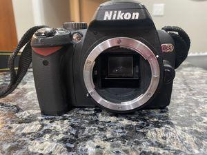 Nikon D60 for Sale in Foxborough, MA