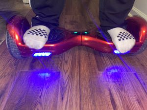 swagtron red hoverboard for Sale in Stem, NC