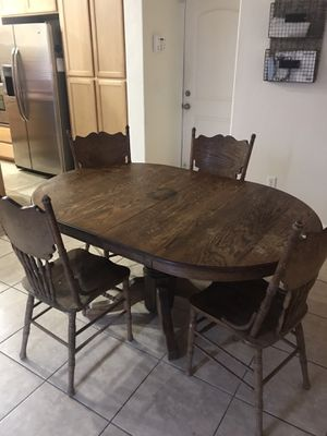 Kitchen table for Sale in Byron, CA