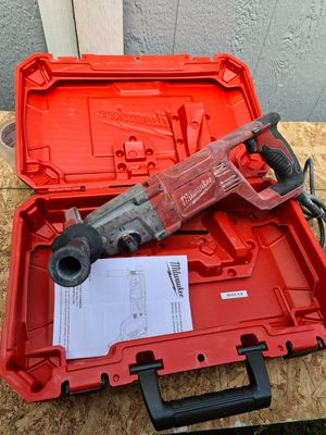 Milwaukee 8 Amp Corded 1 in. SDS D-Handle Rotary Hammer for Sale in Snohomish, WA
