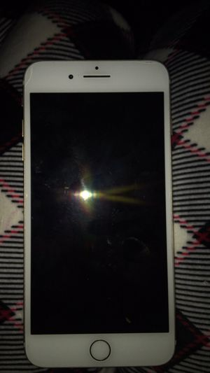 i phone 8 plus carrier unlocked for Sale in Palmdale, CA