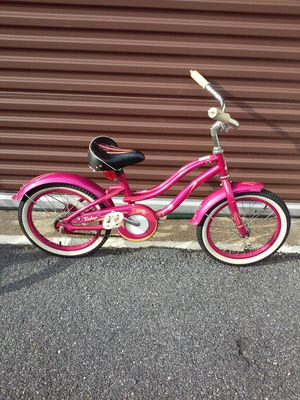 "16"" Raleigh retro girls bike for Sale in Virginia Beach, VA"