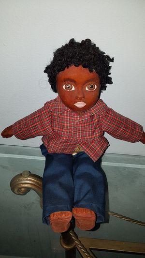 vintage wooden doll for Sale in Cleveland, OH