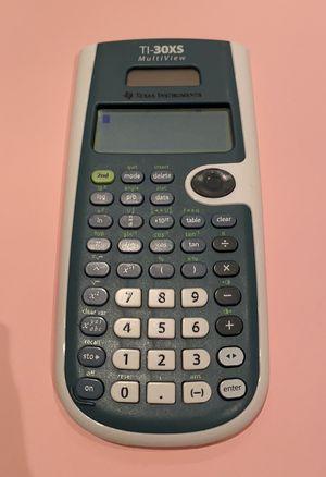 TI-30XS Multiview (calculator) for Sale in Houston, TX