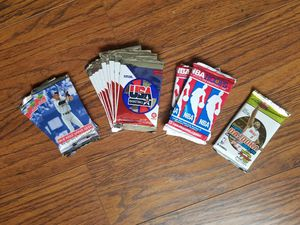 Brand new in pack - baseball & basketball cards for Sale in Bonney Lake, WA
