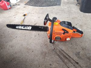 "Echo 20"" Chainsaw Model CS-5500 Chain Saw for Sale in Vancouver, WA"