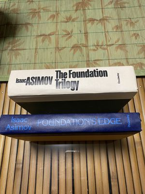CLASSIC ISAAC ASIMOV FOUNDATION BOOKS for Sale in St. Louis, MO