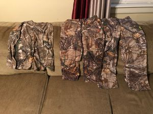 Boys hunting clothes for Sale in Houston, TX