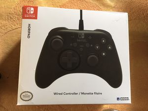 HORI Nintendo Switch HORIPAD Wired Controller - Price is Negotiable for Sale in Huntington Beach, CA