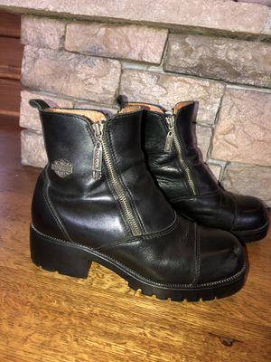 Harley-Davidson Boots- Women's 10 for Sale in Salem, OR