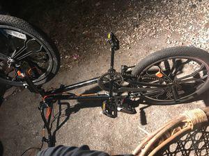 Mongoose Bmx Rebel Boy Bike for Sale in Tampa, FL