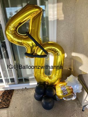 Balloons bouquet for Sale in Corona, CA