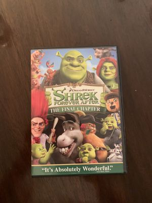 Shrek Forever After DVD for Sale in Vancouver, WA