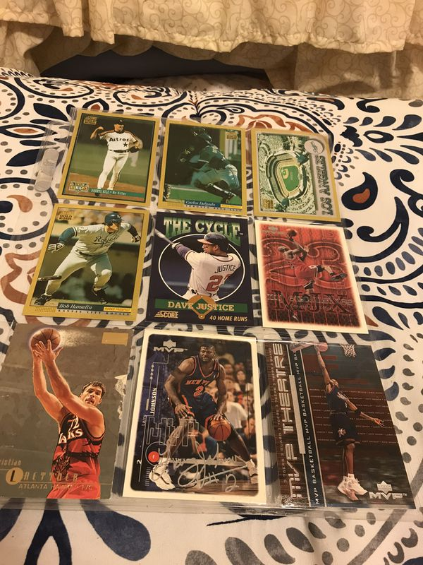 Lots and lots of cards to many to post looking for collector's