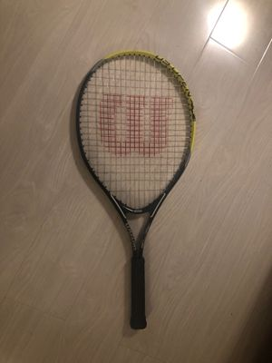 W 25 Racket, Perfect condition, Used 2 Times for Sale in Miami, FL