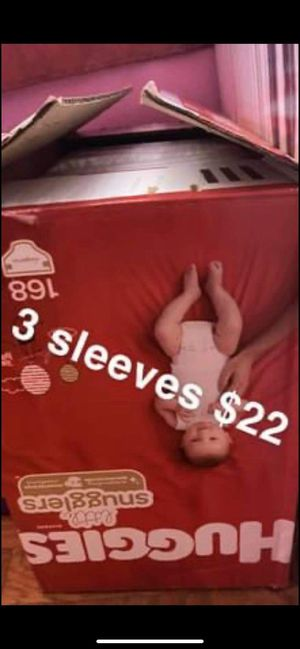 Huggies diapers for Sale in District Heights, MD