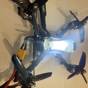 Brand New fpv drone 85 Mph!!!! 3 Inch Diatone! for Sale in Fort Lauderdale, FL