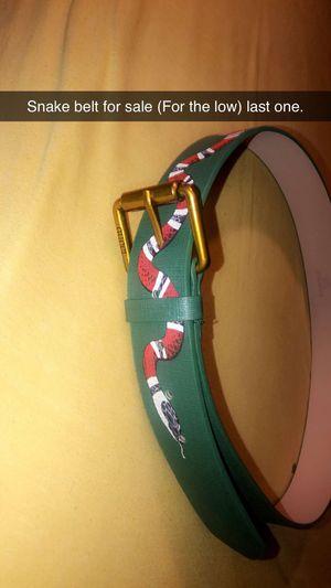 Gucci Belt for Sale in Accokeek, MD