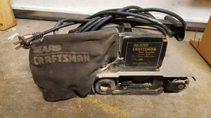 Belt sander for Sale in Harrisonburg, VA