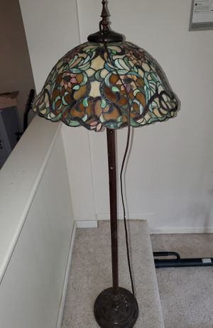 Tiffany style lamp for Sale in Canton, OH