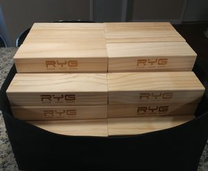 RYG - Large Jenga Blocks for Sale in Quincy, MA