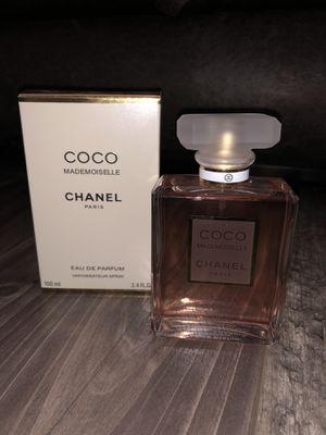 Coco Chanel Mademoiselle perfume for Sale in Hesperia, CA